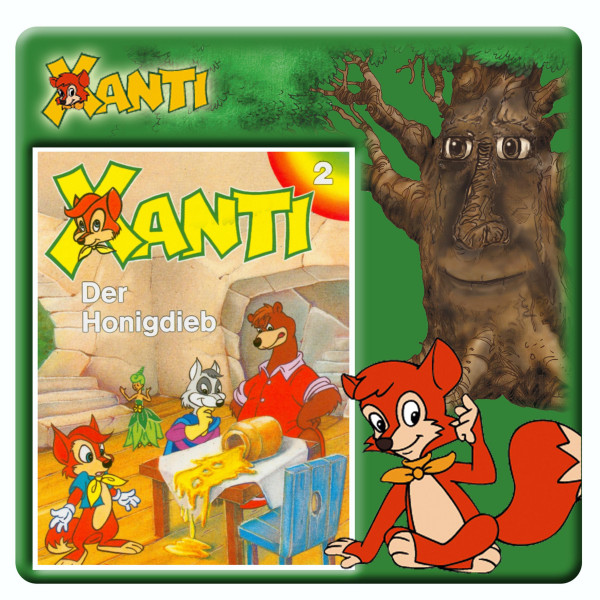 Xanti - Der Honigdieb - Folge 2