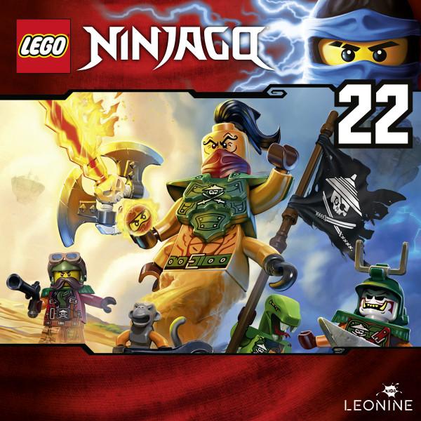 LEGO Ninjago - Folgen 57-59: Das Vermächtnis des Dschinns