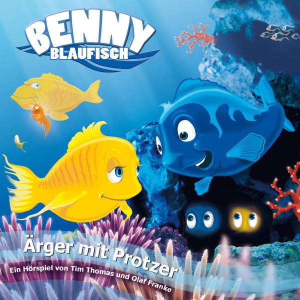 Ärger mit Protzer (Benny Blaufisch 2) - Kinder-Hörspiel