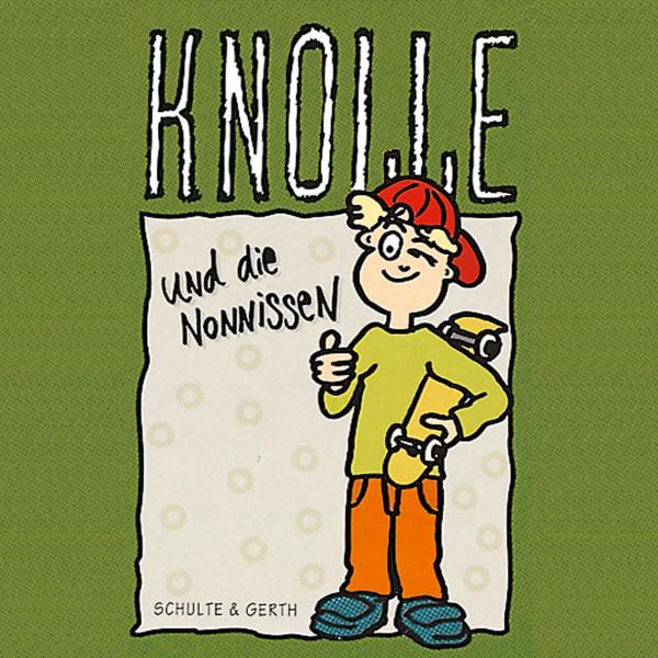 Knolle und die Nonnissen (6) - Hörspiel über den zwölfjährigen Jesus im Tempel