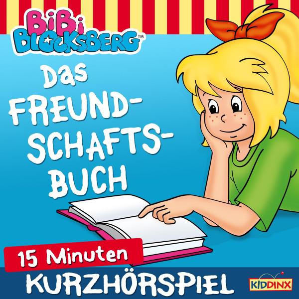 Bibi Blocksberg - Kurzhörspiel - Das Freundschaftsbuch