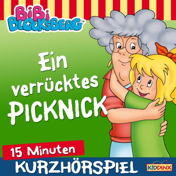 Bibi Blocksberg - Kurzhörspiel - Ein verrücktes Picknick