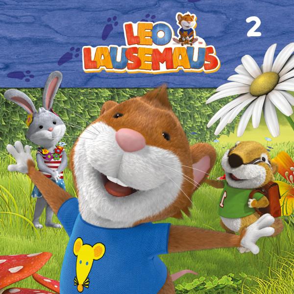 Leo Lausemaus: Folgen 10-18: Beste Freunde