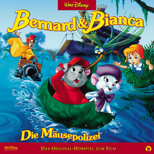 Disney - Bernard & Bianca