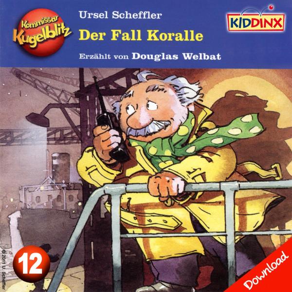Kommissar Kugelblitz - Der Fall Koralle - Folge 12