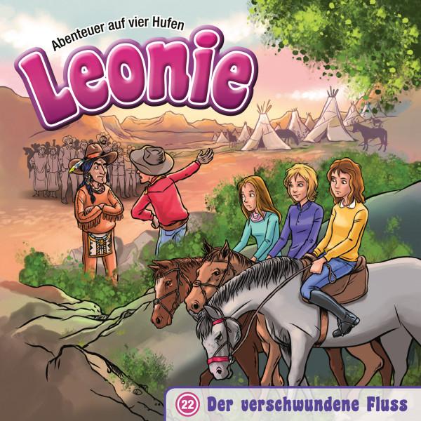 Leonie - Abenteuer auf vier Hufen - Der verschwundene Fluss - Folge 22