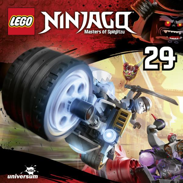 LEGO Ninjago - Folgen 75-76: Die Maske der Täuschung