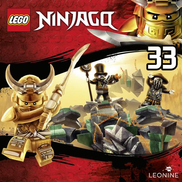 LEGO Ninjago - Folgen 85-86: Gib niemals auf