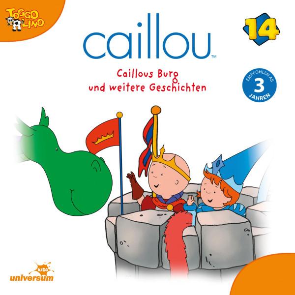 Caillou - Folgen 167-178: Caillous Burg