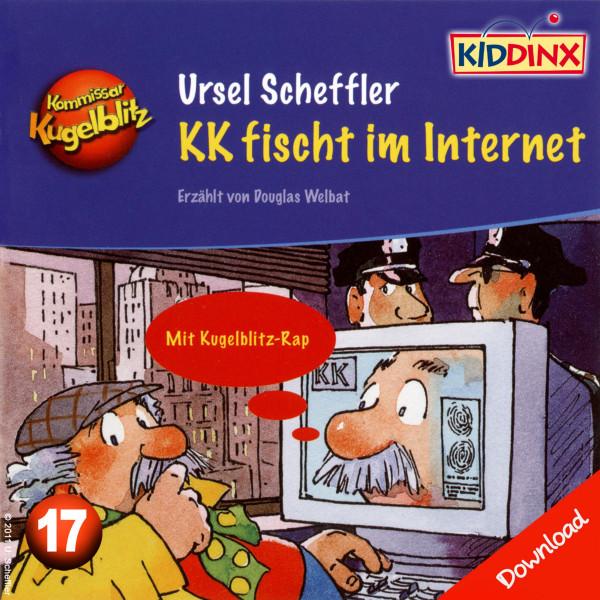 Kommissar Kugelblitz - KK fischt im Internet - Folge 17