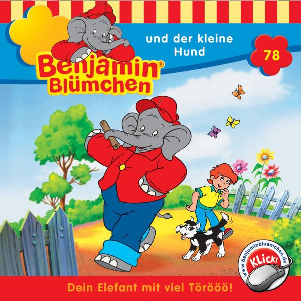 Benjamin Blümchen - … und der kleine Hund - Folge 78