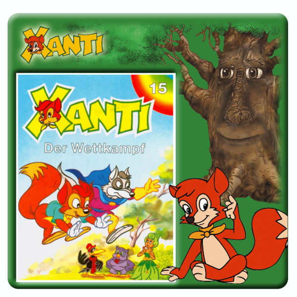 Xanti - Der Wettkampf - Folge 15