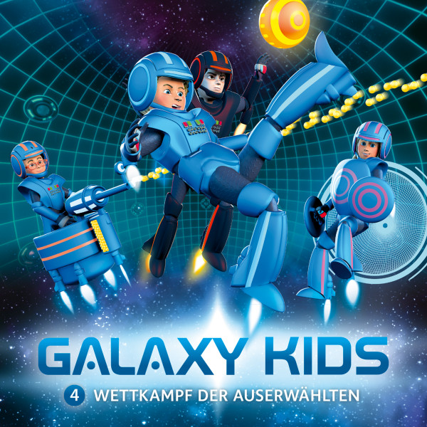 Galaxy Kids - Wettkampf der Auserwählten - Folge 4