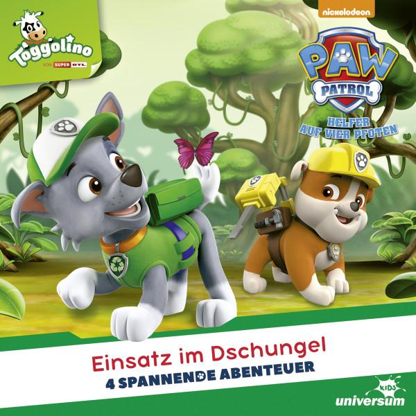 PAW Patrol - Folgen 61-64: Einsatz im Dschungel
