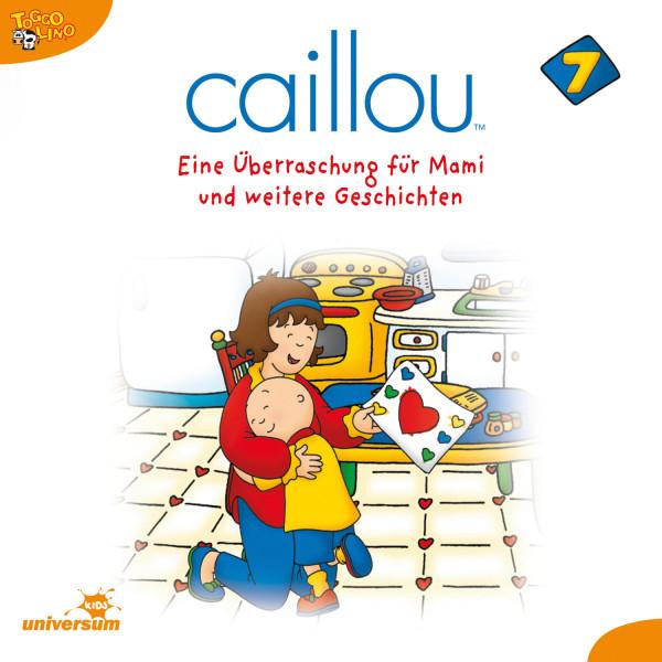 Caillou - Folgen 76-90: Eine Überraschung für Mami