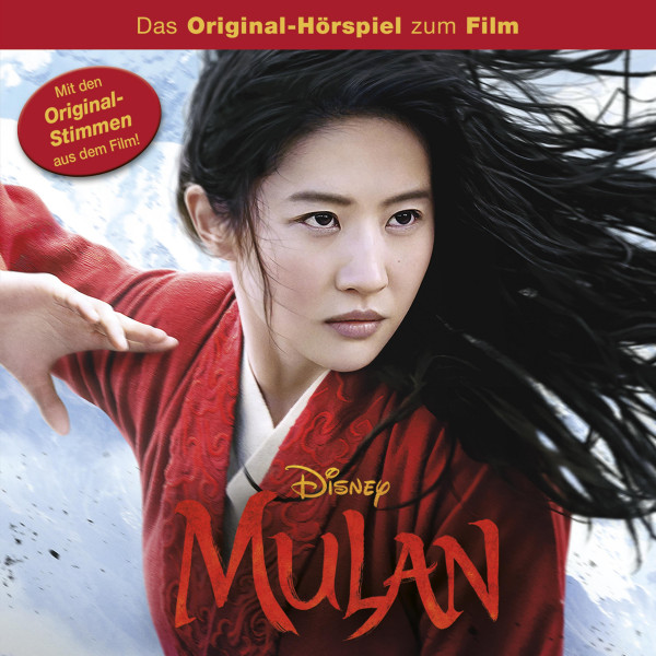 Mulan Hörspiel - Mulan (Das Original-Hörspiel zum Disney Realfilm)