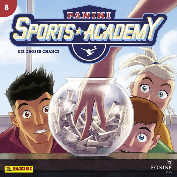 Panini Sports Academy (Fußball) - Folge 08: Die große Chance