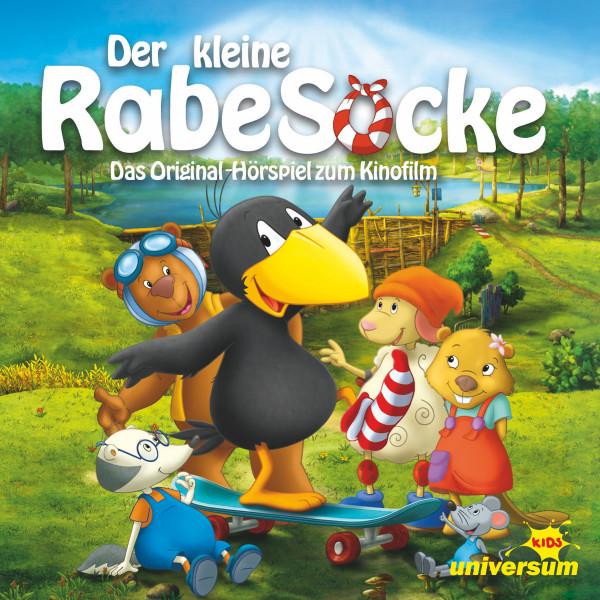 Der kleine Rabe Socke - Hörspiel zum Film