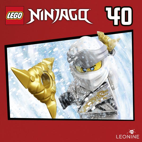 LEGO Ninjago - Folgen 104-108: Der mutige Zeitungsjunge