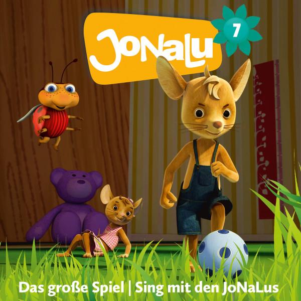 JoNaLu: Folge 13 & Songs: Das große Spiel