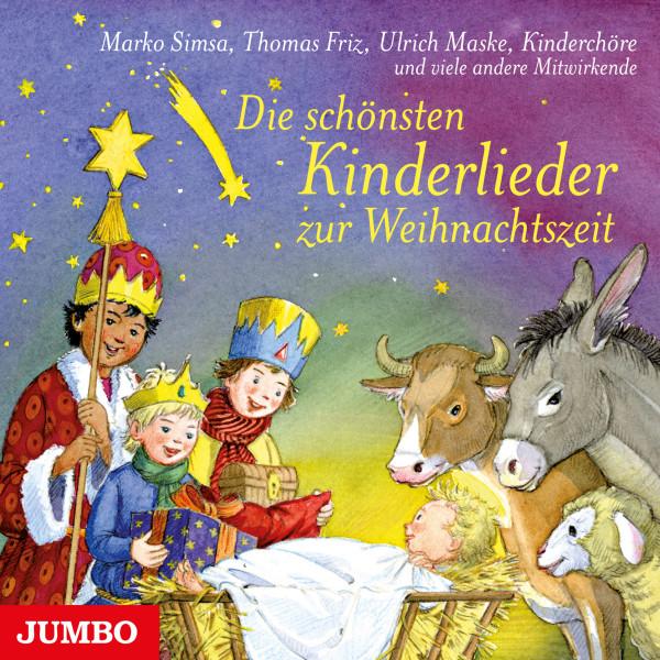 Die schönsten Kinderlieder zur Weihnachtszeit