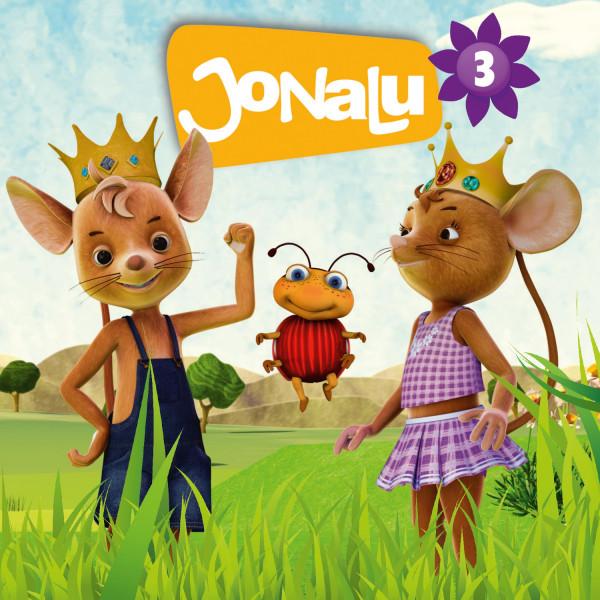 JoNaLu: Folgen 5-6: Prinz Dreckspatz