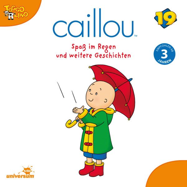 Caillou - Folgen 209-214: Spaß im Regen