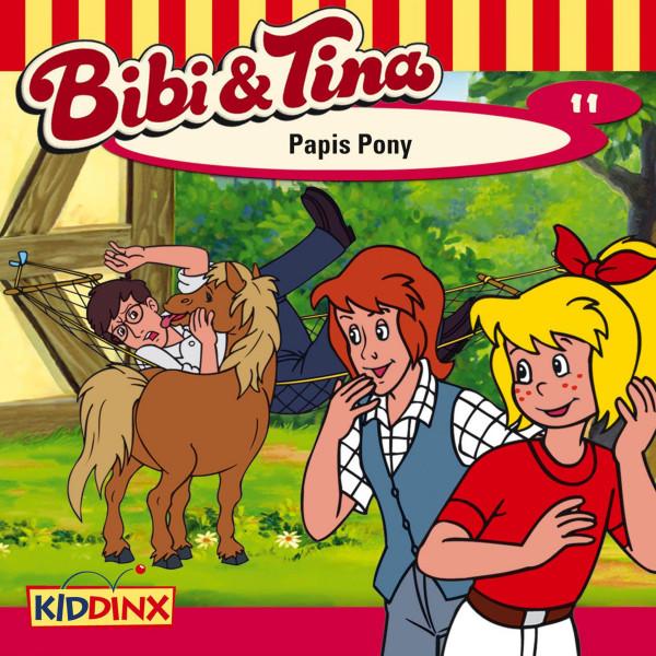 Bibi & Tina - Folge 11: Papis Pony