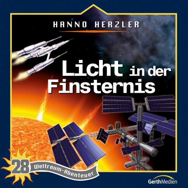 Weltraum-Abenteuer - Licht in der Finsternis - Weltraum-Abenteuer - Folge 28