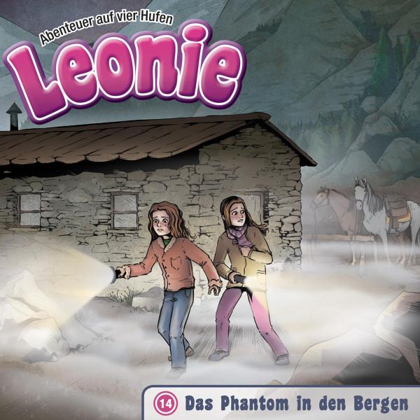 Leonie - Abenteuer auf vier Hufen - 14: Das Phantom in den Bergen