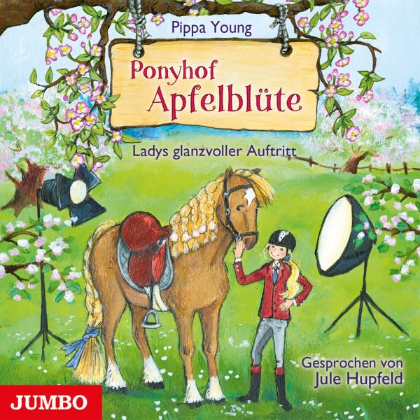 Ponyhof Apfelblüte 10. Ladys glanzvoller Auftritt
