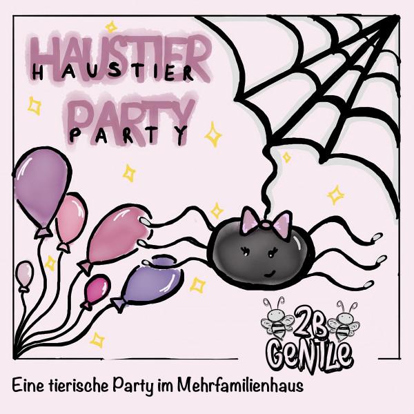 Haustierparty - Eine tierische Party im Mehrfamilienhaus