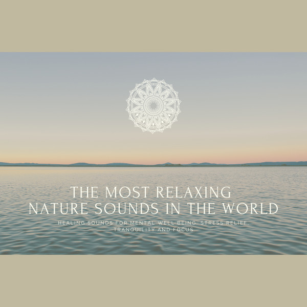 The Most Relaxing Nature Sounds In The World - Healing Sounds for Mental Well Being, Stress Relief, Tranquility and Focus