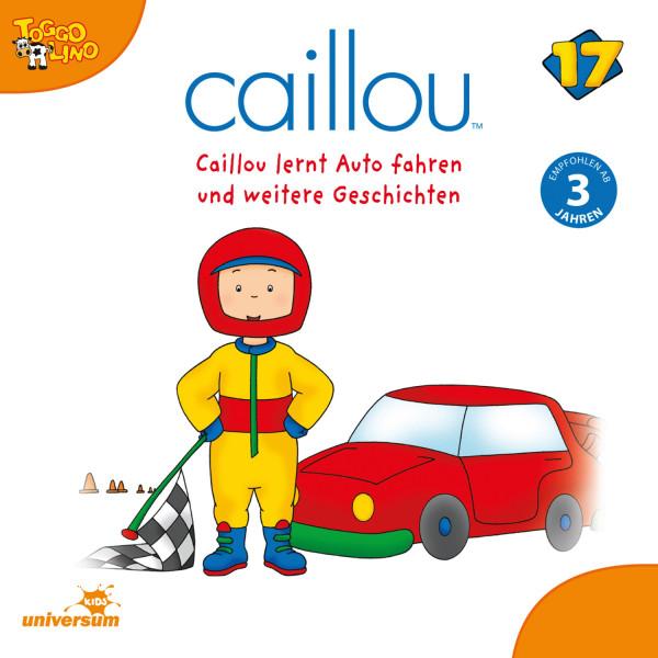 Caillou - Folgen 197-202: Caillou lernt Auto fahren