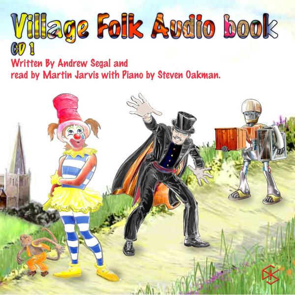 Clarissa The Clown and The Village Folk