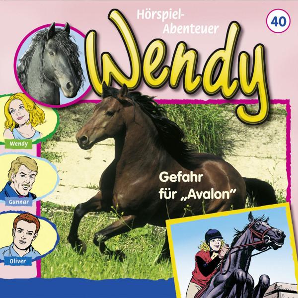 """Wendy - Gefahr für """"Avalon"""" - Folge 40"""