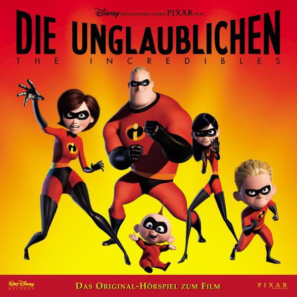 Disney - Die Unglaublichen - The Incredibles