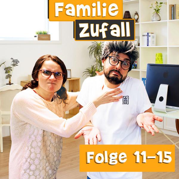 Familie Zufall Folge 11-15