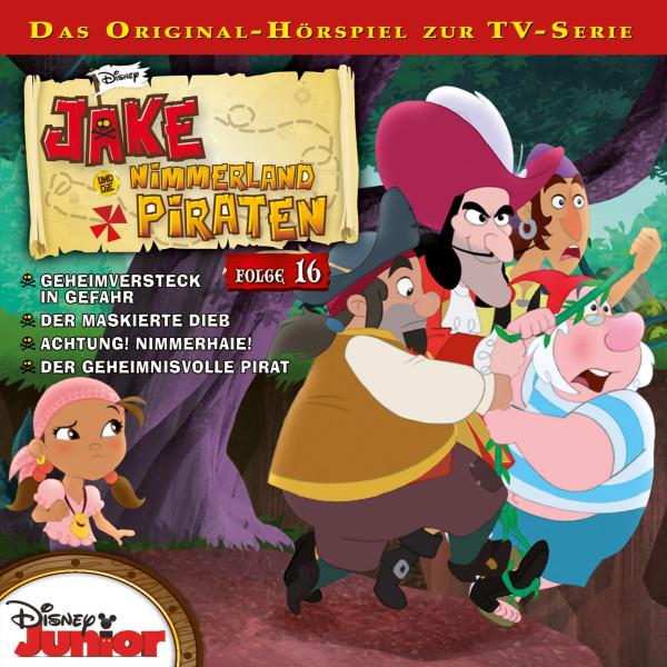 Disney - Jake und die Nimmerland Piraten -Folge 16