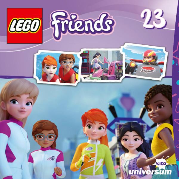 LEGO Friends: Folgen 29-31: Das Team
