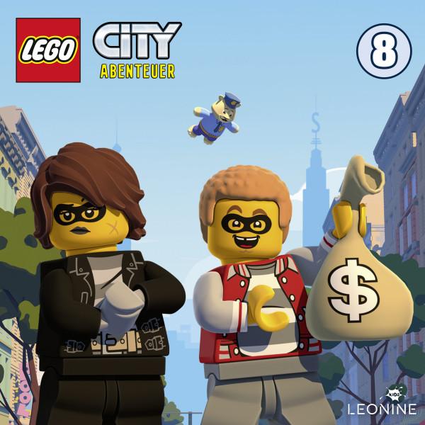 LEGO City - Folgen 36-40: Brickmuda Siebeneck
