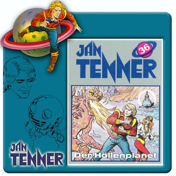Jan Tenner Classics - Der Höllenplanet - Folge 36