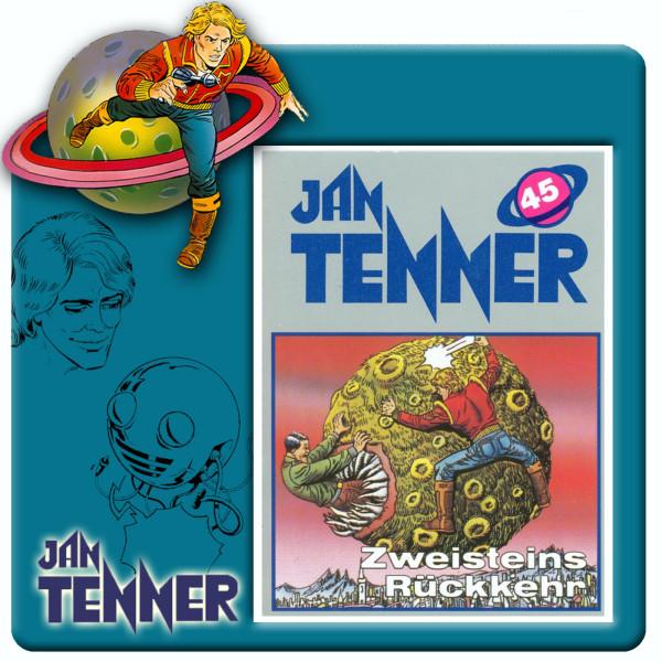 Jan Tenner Classics - Zweisteins Rückkehr - Folge 45