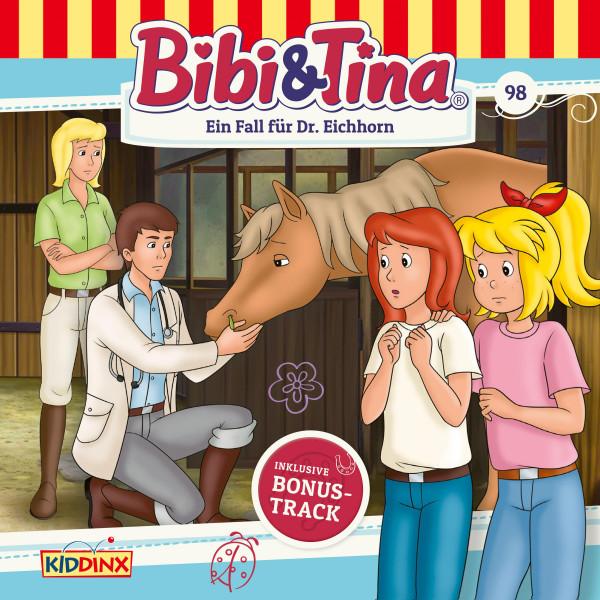 Bibi & Tina - Folge 98: Ein Fall für Dr. Eichhorn