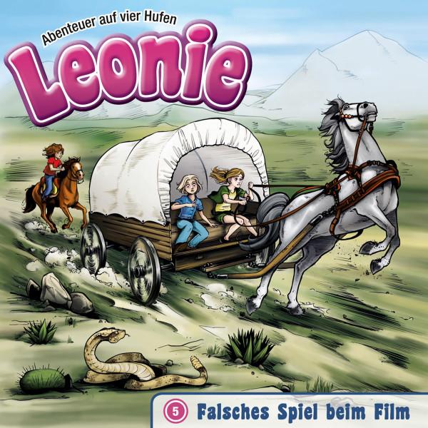 Leonie - Abenteuer auf vier Hufen - 05: Falsches Spiel beim Film