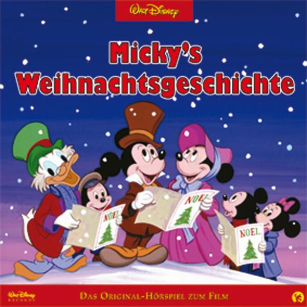 Disney - Micky's Weihnachtsgeschichte
