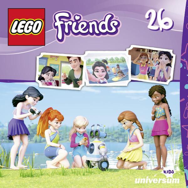 LEGO Friends: Folgen 39-41: Das Monster ist zurück