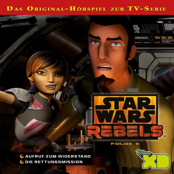 Star Wars Rebels - Folge 6 - Aufruf zum Widerstand / Die Rettungsmission