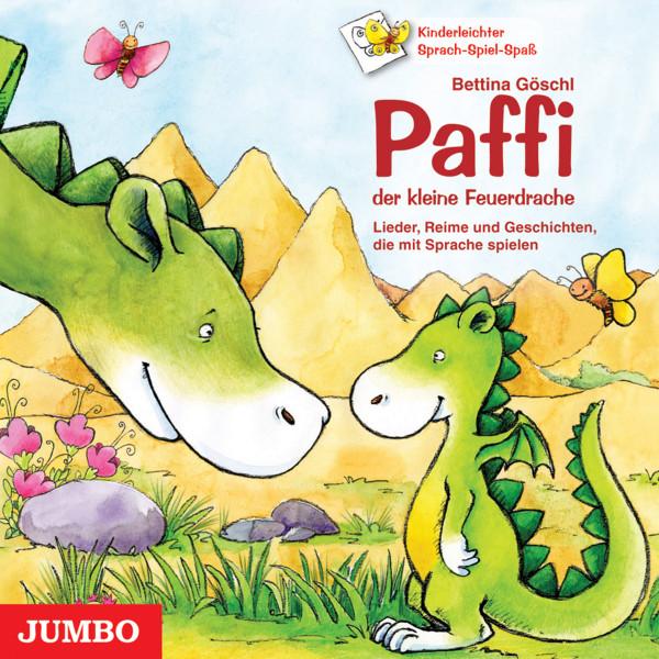 Paffi, der kleine Feuerdrache - Lieder, Reime und Geschichten, die mit Sprache spielen