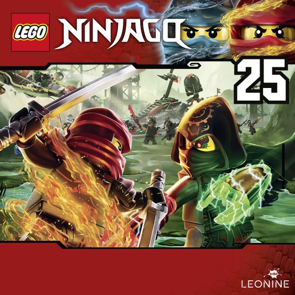 LEGO Ninjago - Folgen 65-66: Meister der Zeit